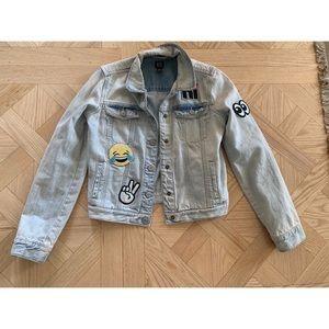 Gap Girls Denim Jacket